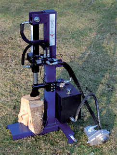 Oxdale PTO400 Tractor Mounted Log Splitter